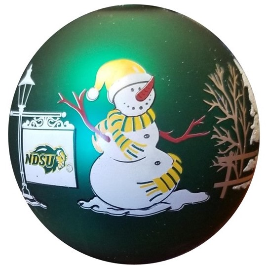 Image For Holiday Ornament - Snowman