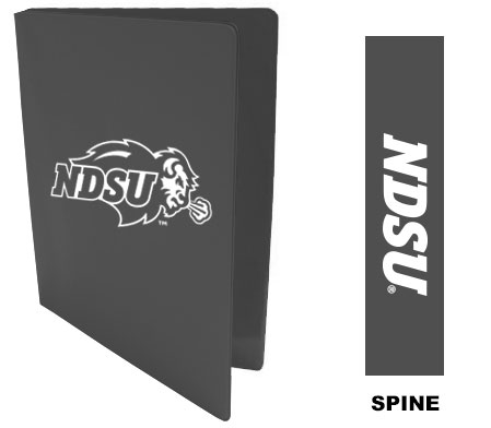 "Image For 2"" D CHAR NDSU BISON"
