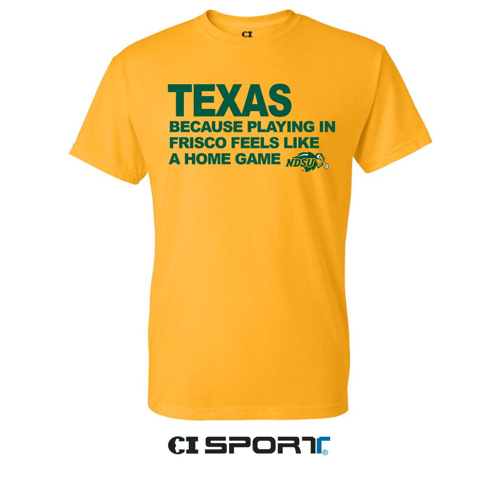 Cover Image For SALE- T-Shirt - 2019 FCS National Championship