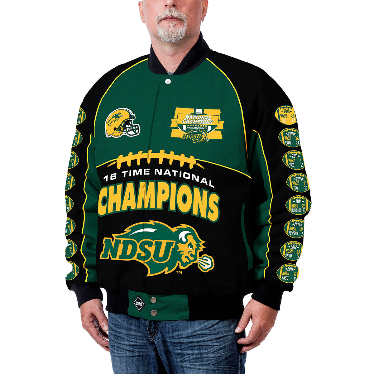 Image For Jacket - 2019 FCS National Championship