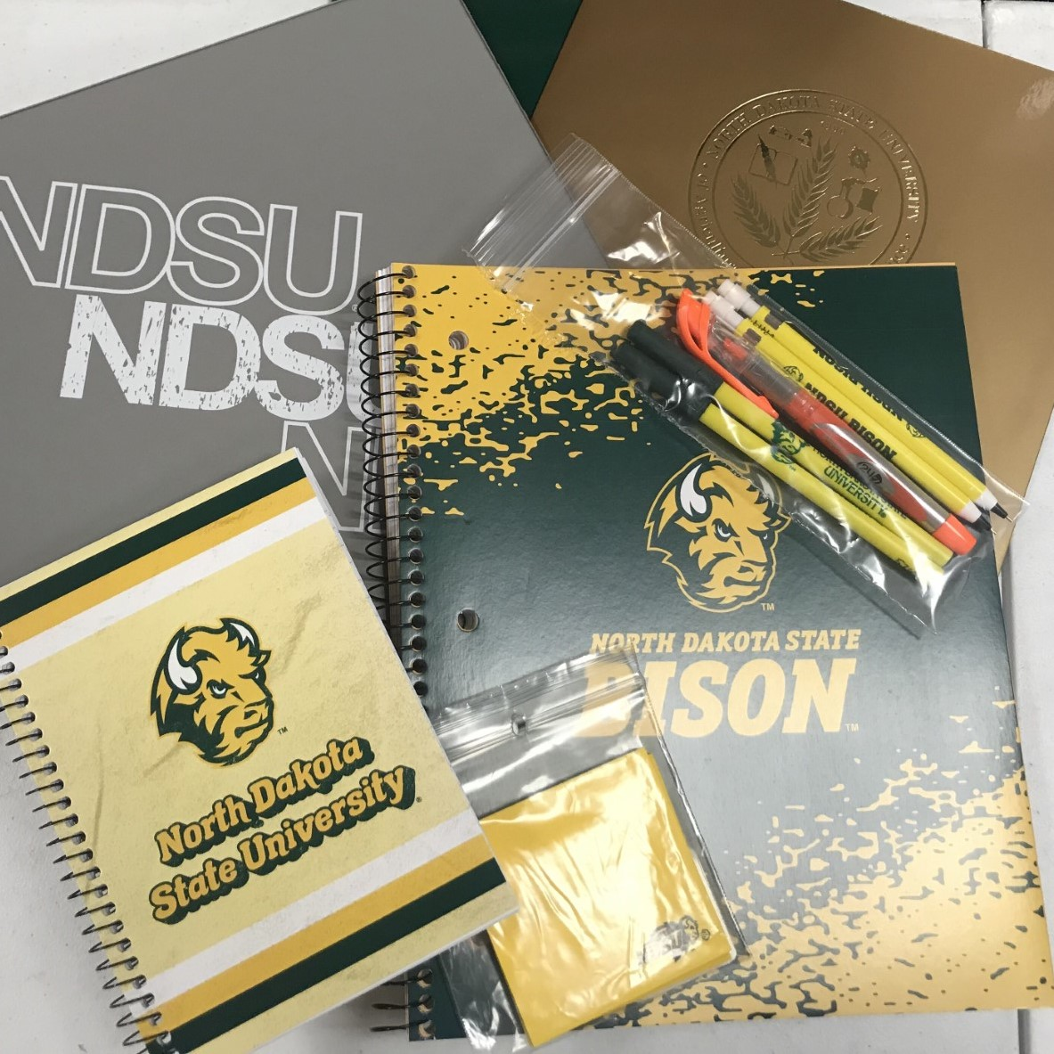Image For Bison School Pack
