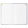 Cover Image for ERIN CONDREN SHIMMER PURPLE SOFTBOUND LINED NOTEBOOK