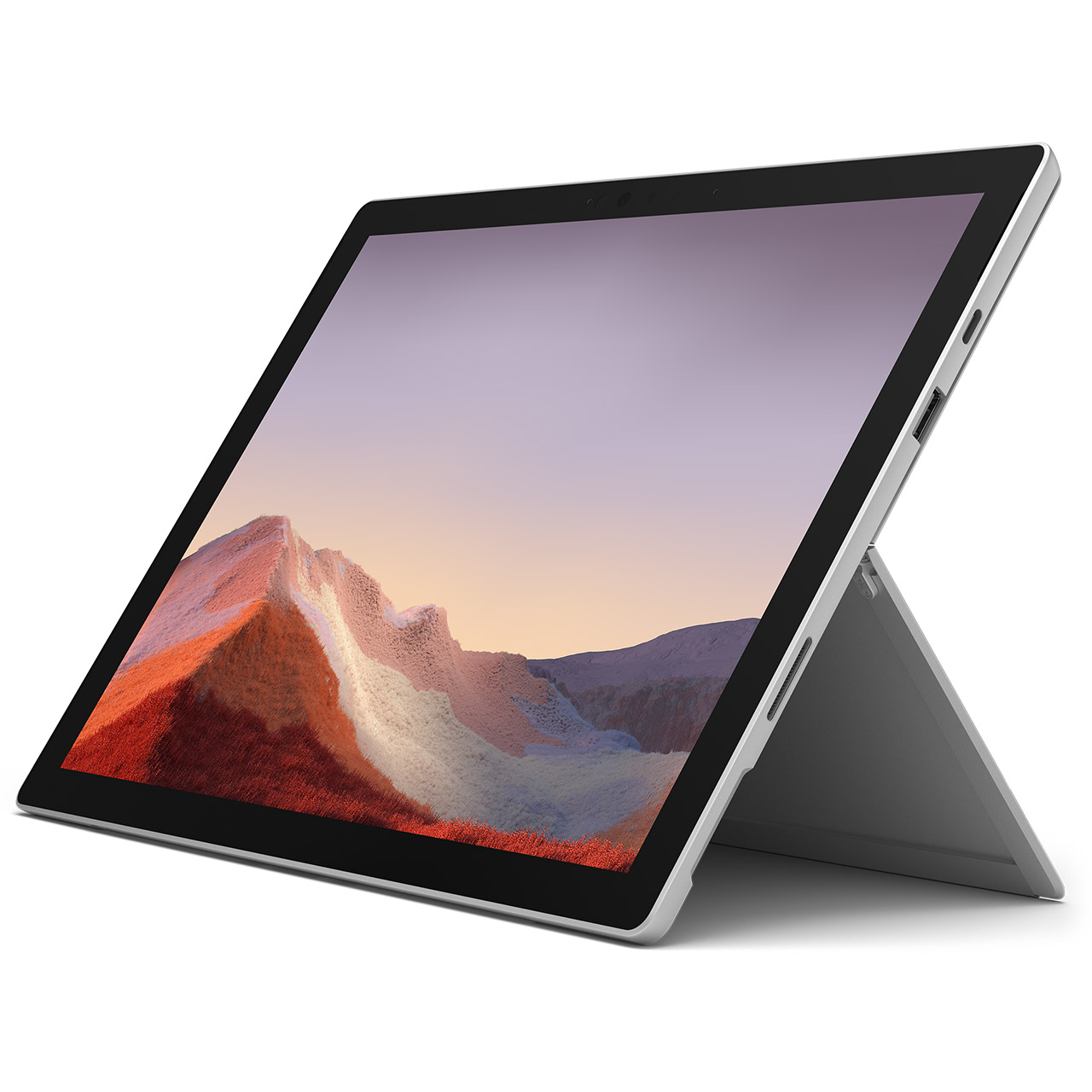 "Image For Microsoft Surface Pro 7 Platinum 12.3"" i5/256GB SSD/16GB RAM"