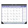 BLUELINE 20/21 MTHLY ACADEMIC DESK CALENDAR Image