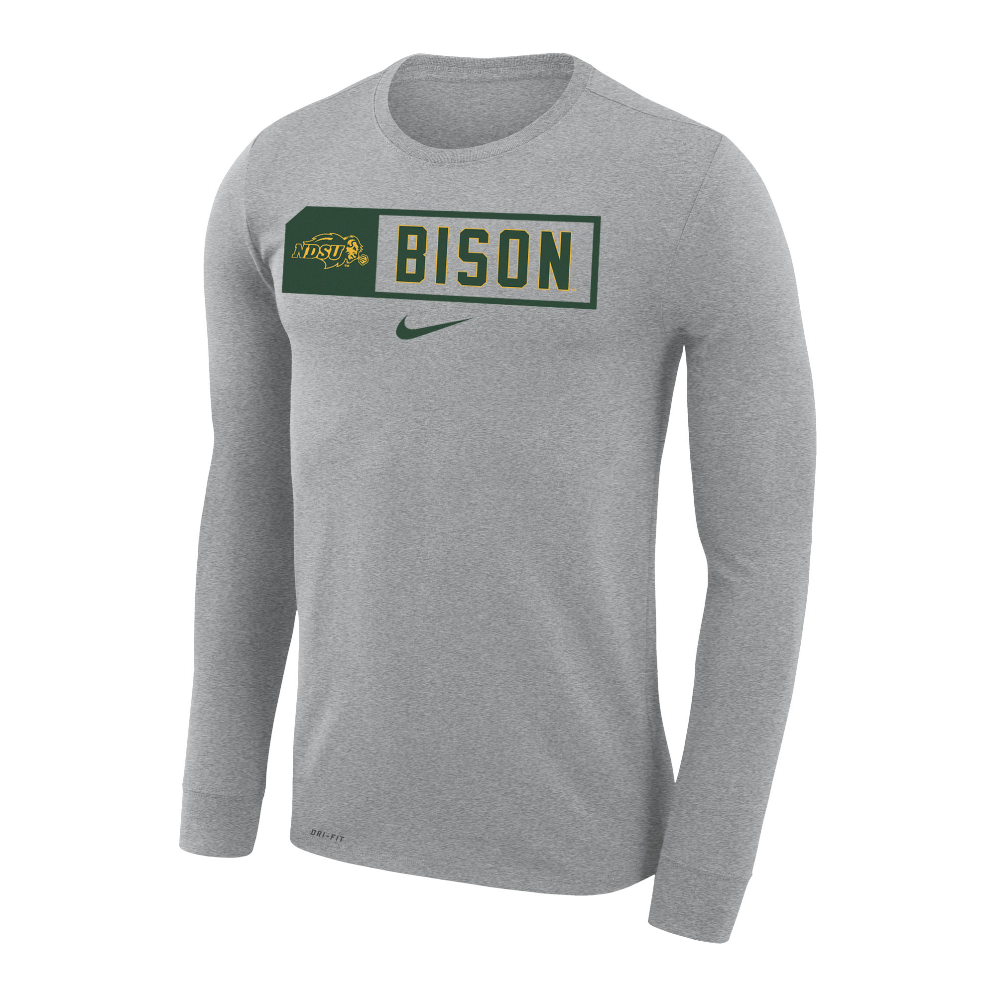 Image For Long Sleeve T-Shirt - by Nike