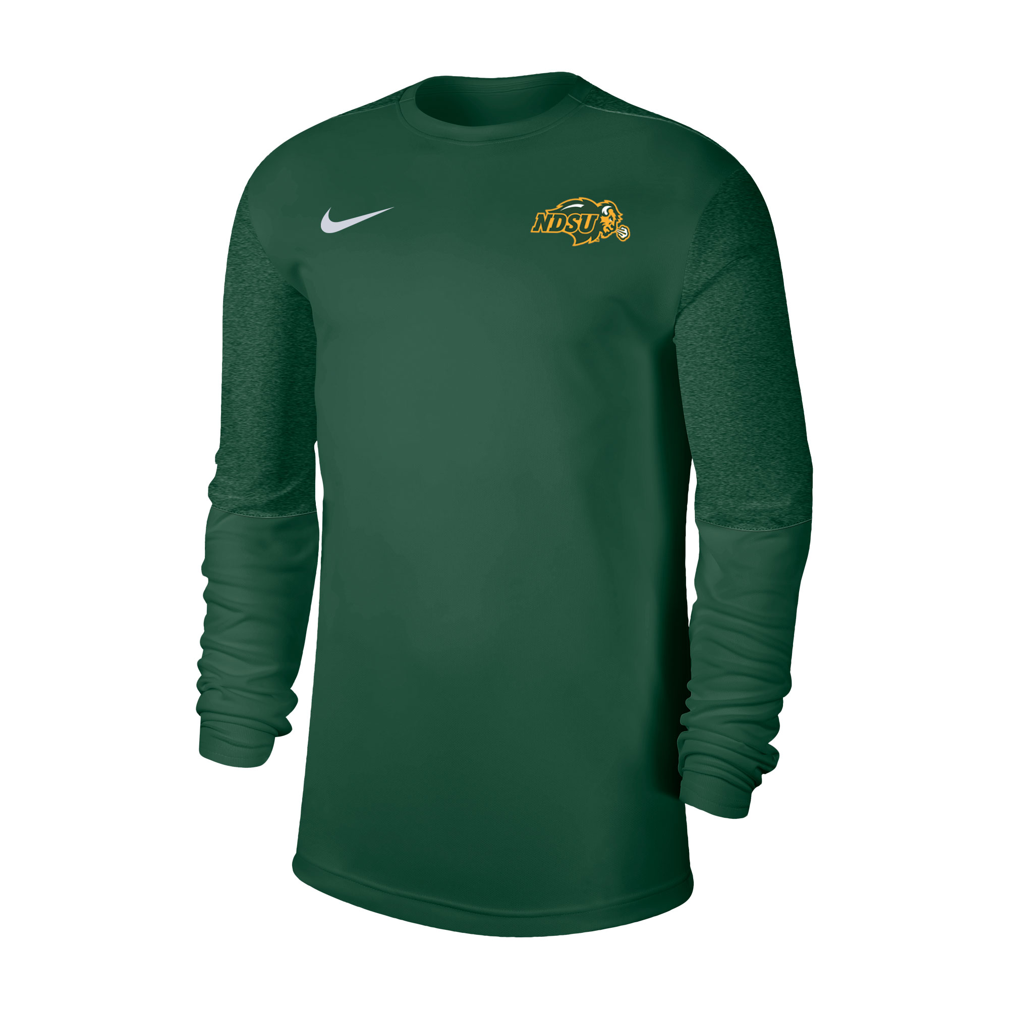 Cover Image For Long Sleeve T-Shirt - by Nike 2020 Sideline Collection UPF