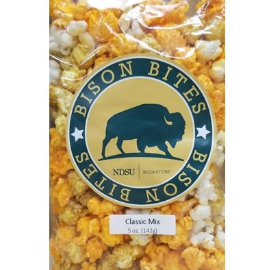 Image For Bison Bites - Popcorn Classic Mix
