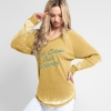 Long Sleeve V-Neck Shirt - by Chicka-D Image