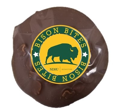 Cover Image For Bison Bites - Chocolate Bison Pattie
