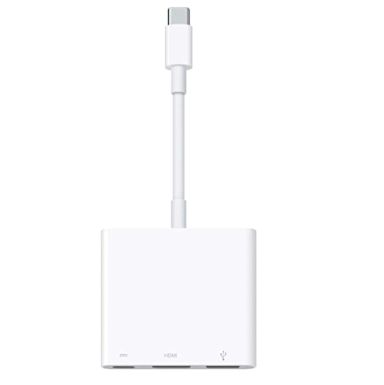 Image For Apple USB-C to Digital AV adapter