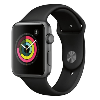 Cover Image for Apple Watch Series 5 44mm Nike Silver Al. Case - Sport Band