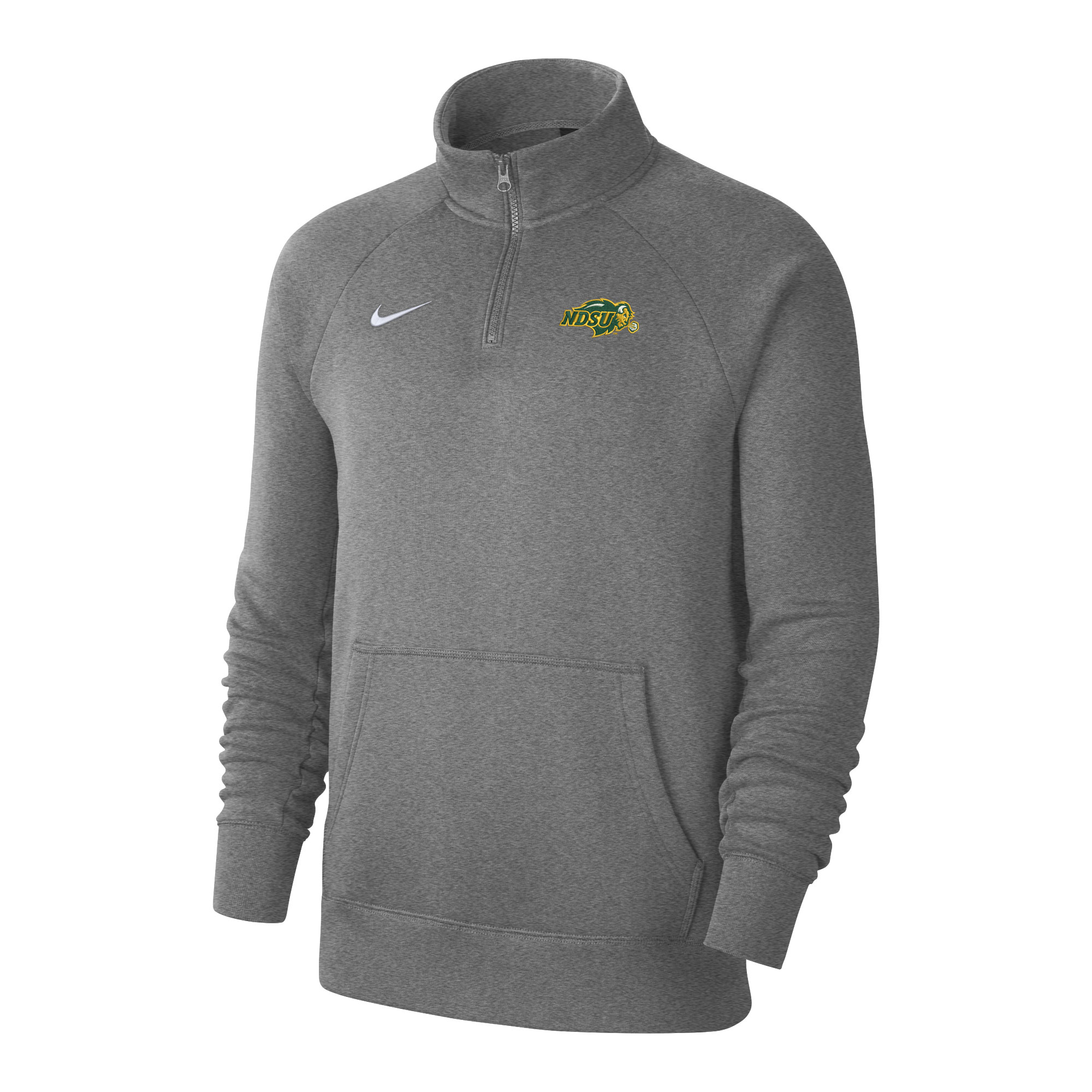 Image For 1/4 Zip Crew - by Nike