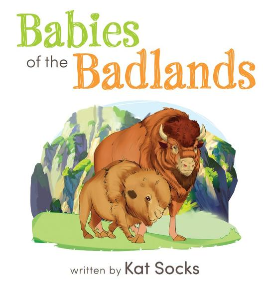 Image For Babies of the Badlands by Kat Socks