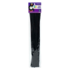 GO CREATE FUZZY STICKS BLACK 25PK Image