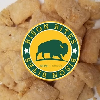 Image For Bison Bites - Orange Creamsicle Puppy Chow