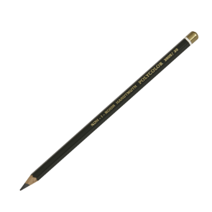 Image For KOH-I-NOOR POLYCOLOR COLD GREY COLRED PENCIL