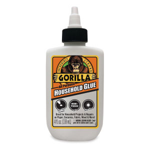 Image For GORILLA HOUSEHOLD GLUE 4OZ