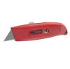 TOOL SHOP RETRACTABLE UTILITY KNIFE RED Image