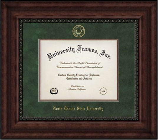 Image For Diploma Frame - Executive Embossed