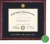 "Image for Diploma Frame - ""Eco Classic"" Gold Medallion"